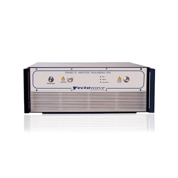 Vectawave's best selling VBA 400 – 110 amplifier